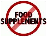 Food Supplements Banned M